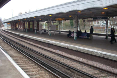 Norbury station improvement works complete