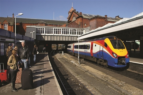 £100m investment for Nottingham rail network