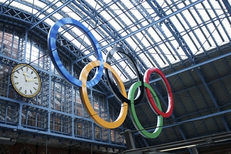 Olympic disruption imminent on railways