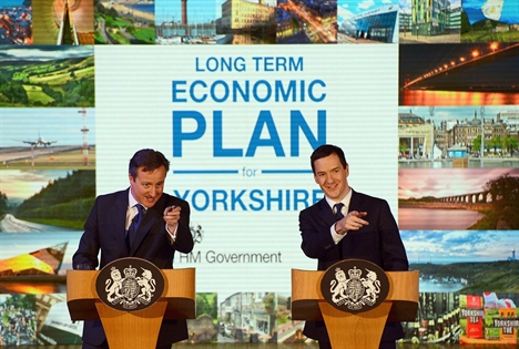 Osborne and Cameron in Leeds c. Nigel Roddis PA Wire resize 635588285059714000