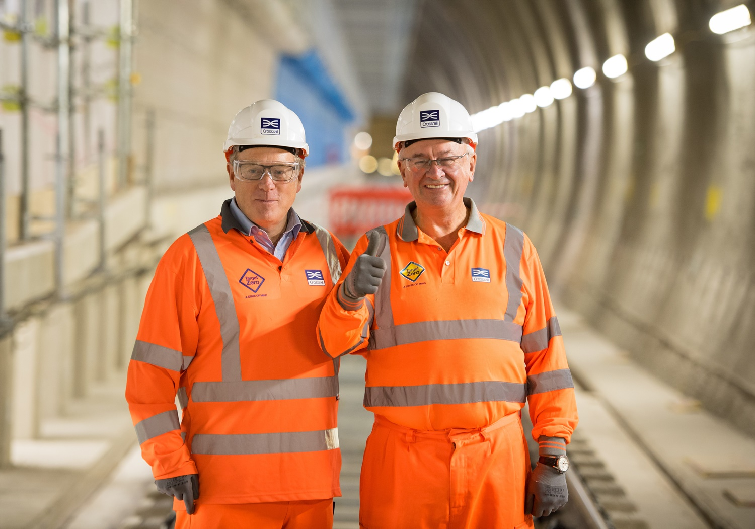 Crossrail chair Sir Terry Morgan to step down after project setbacks