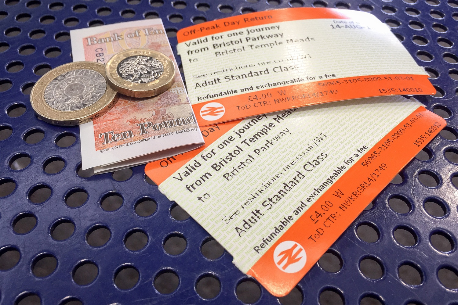 'Another kick in the teeth': Rail fares to rise by 3.1% in New Year