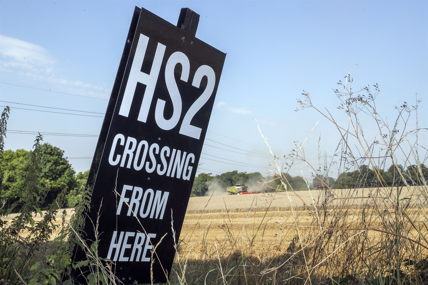 RIA responds to Lord Berkeley's HS2 'minority' review report