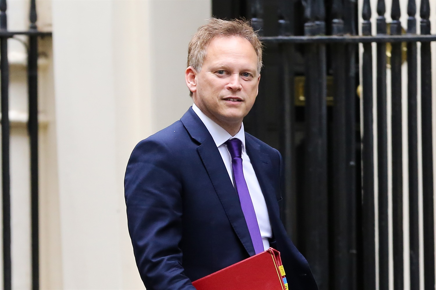 "Shapps: Northern only able to continue ""for a number of months"""