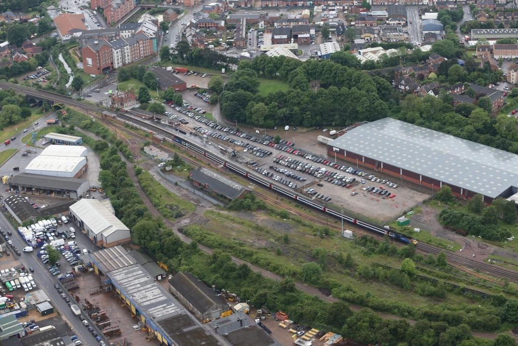 Network Rail to begin 'crucial' track straightening work on Midland Main Line