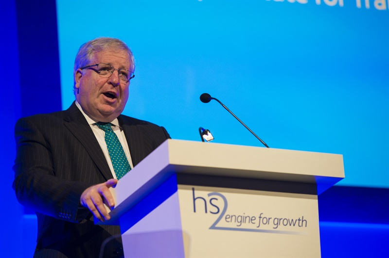 McLoughlin tells RTM: HS2 and Northern Hub vital for rebalancing UK