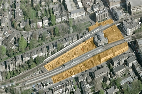 Peckham Rye redevelopment plans published