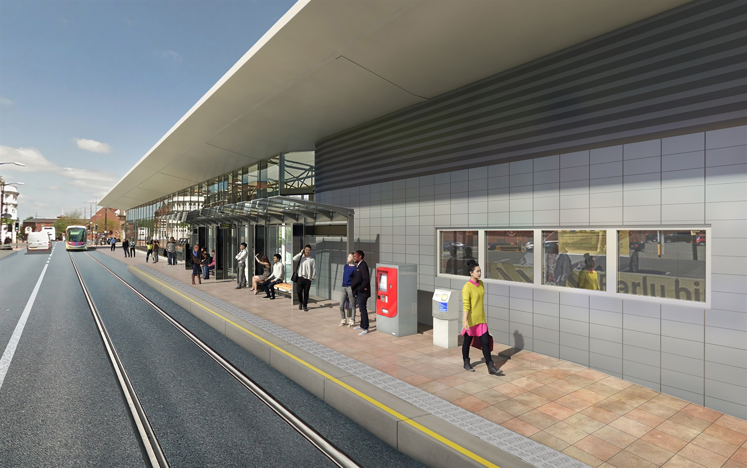Next phase of £150m Wolverhampton tram extension to move forward in March