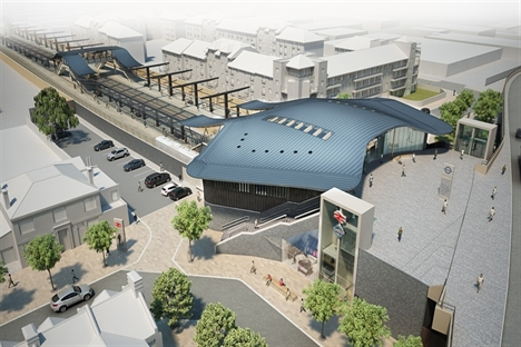 Plans for new Abbey Wood station submitted