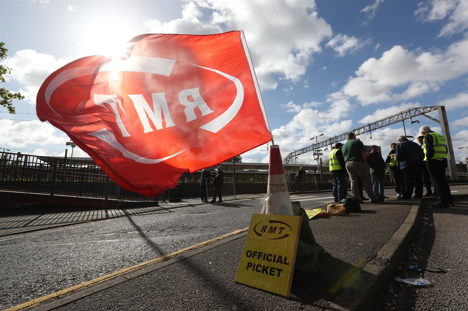 RMT announces further 24-hour strike on Northern and Merseyrail
