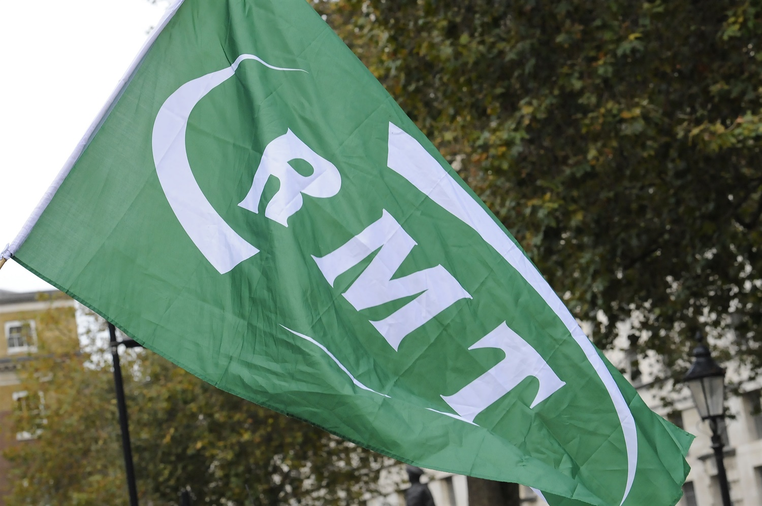RMT threatens strike action against another TOC over pay