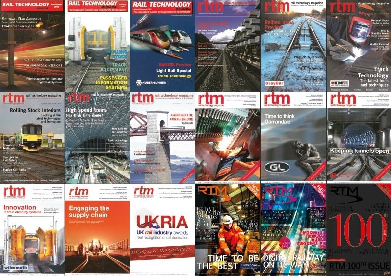 RTM celebrates its 100th issue