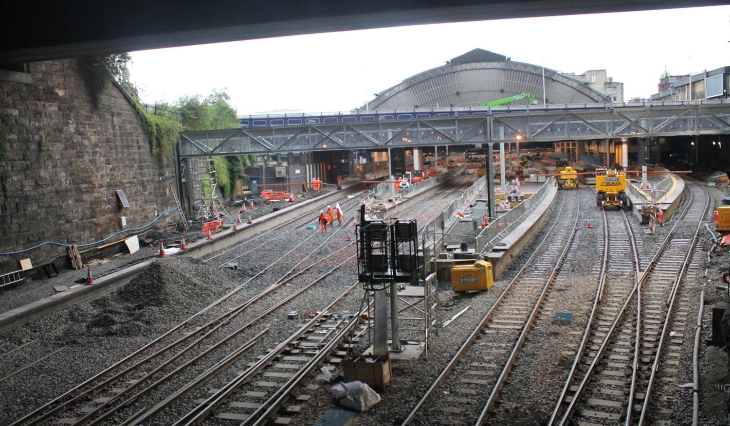 Morgan Sindall reports strong profits as rail work 'progresses well'