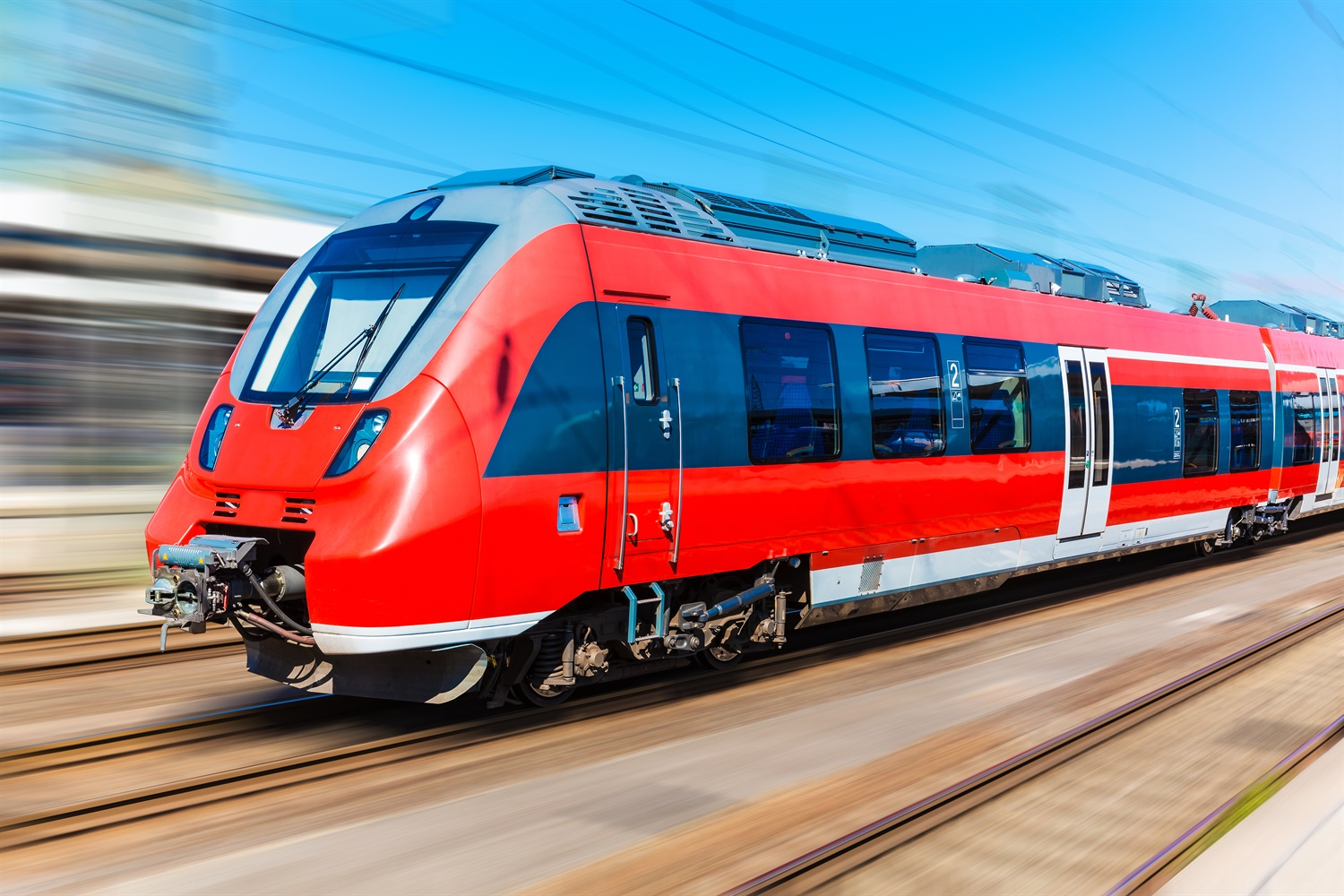 The benefits of aluminium honeycomb to the rail industry