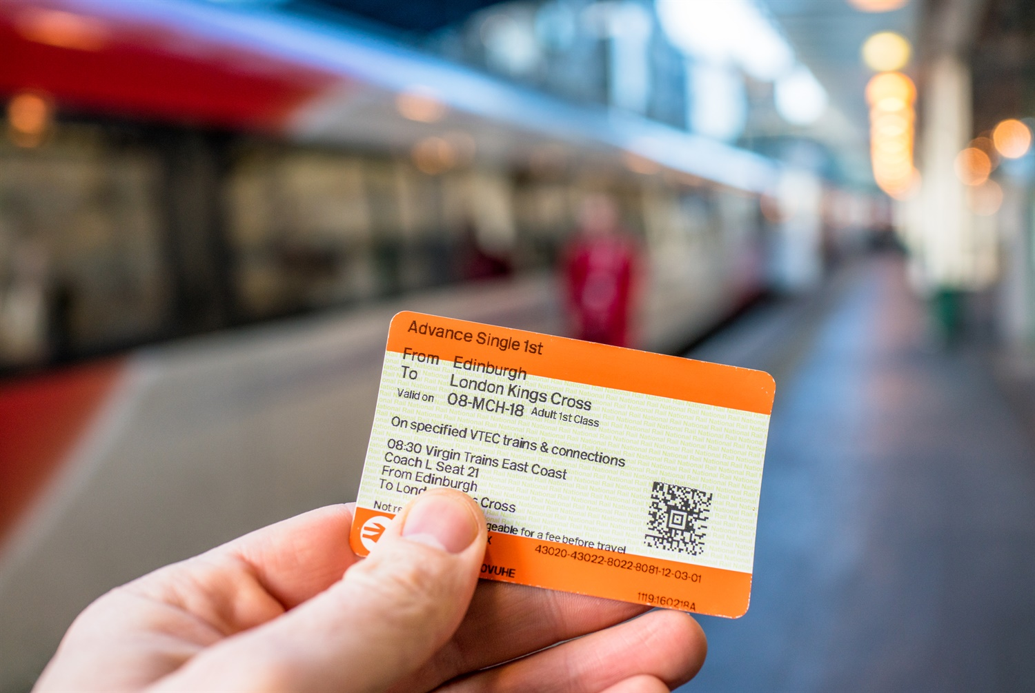 Rail fares must be simplified if HS2 is to 'raise the bar' as promised