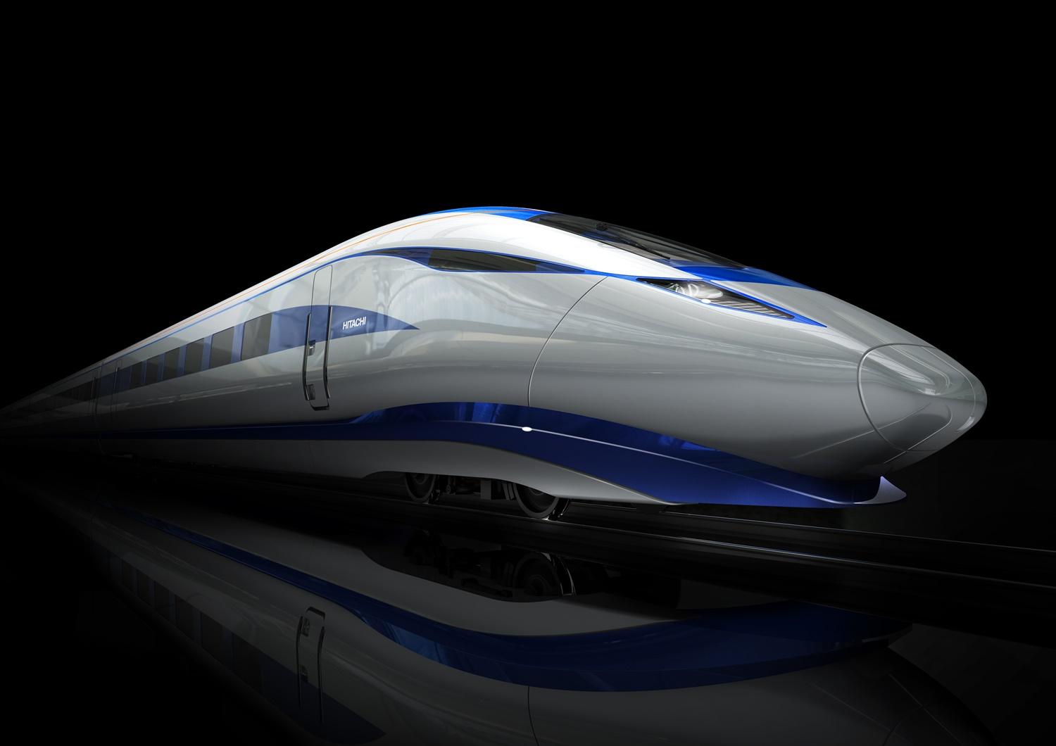 Hitachi and Bombardier team up for HS2 train deal as CAF joins the race