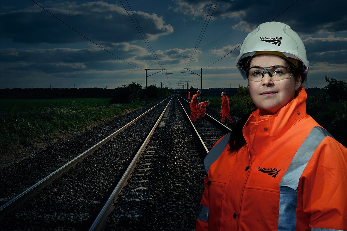 Network Rail promotes Women in Engineering Day following findings