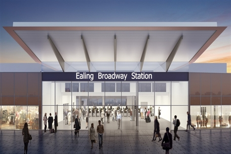 Rebuild of Ealing Broadway will 'significantly improve' station