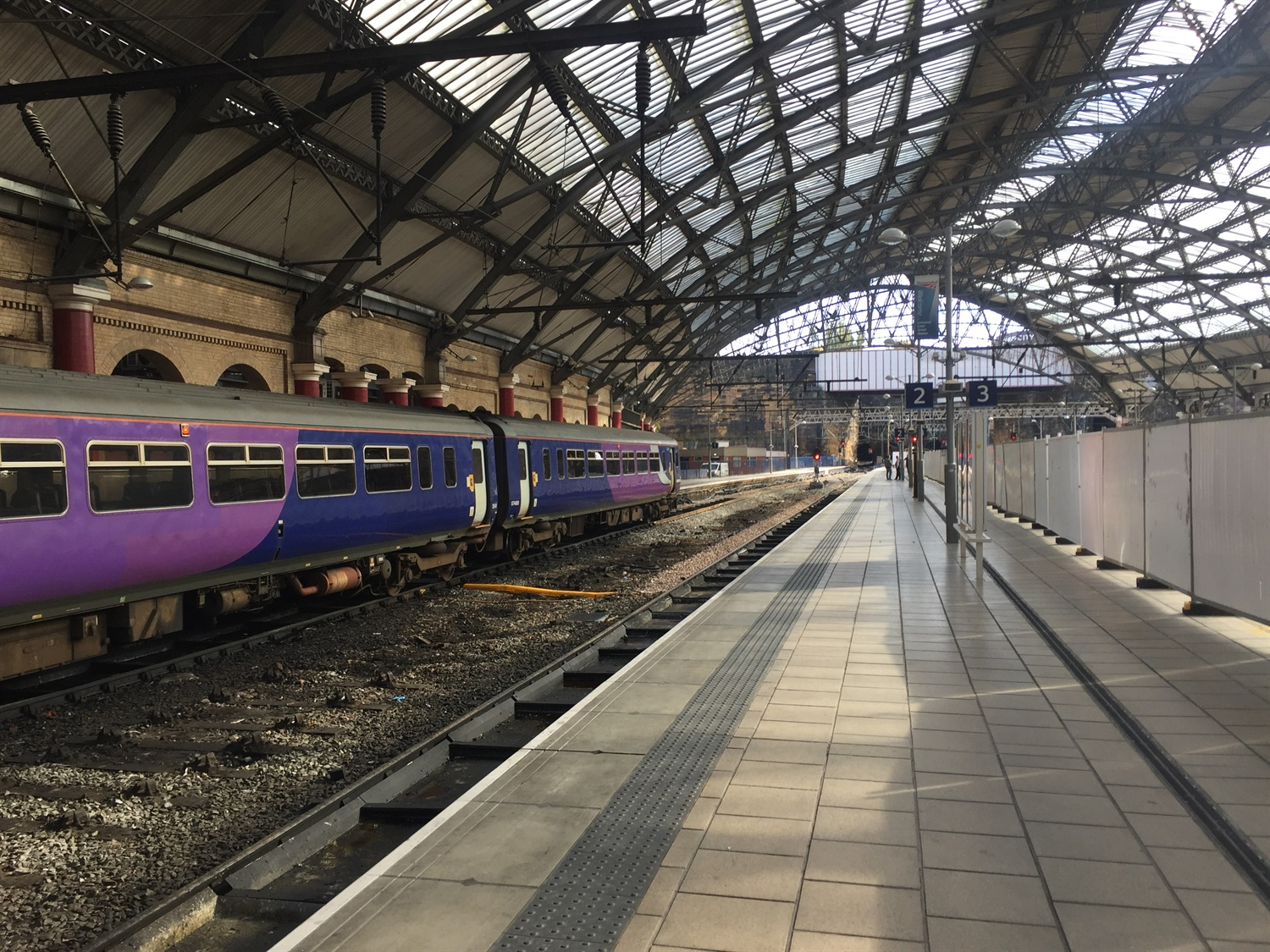 Liverpool Lime Street reopens first two platforms in £340m upgrade