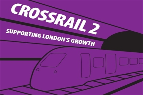 Government to invest £2m in Crossrail 2 business case