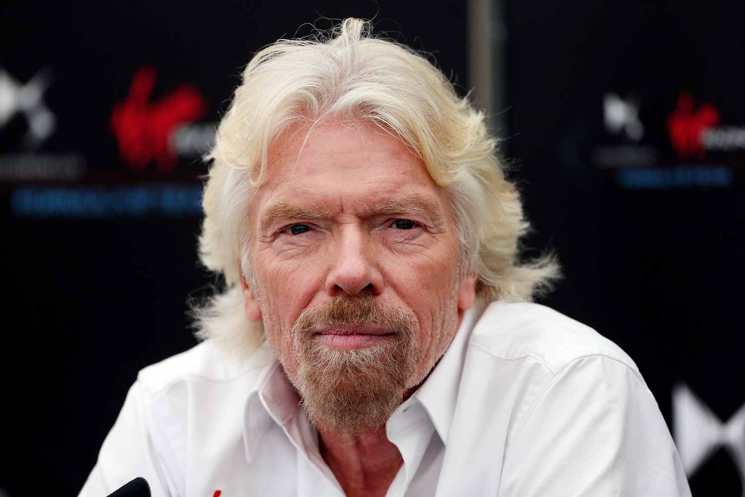 Backlash at rail boss Richard Branson as he says lateness 'annoys' him
