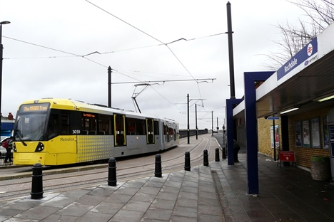 Tram innovators win funding to develop ideas