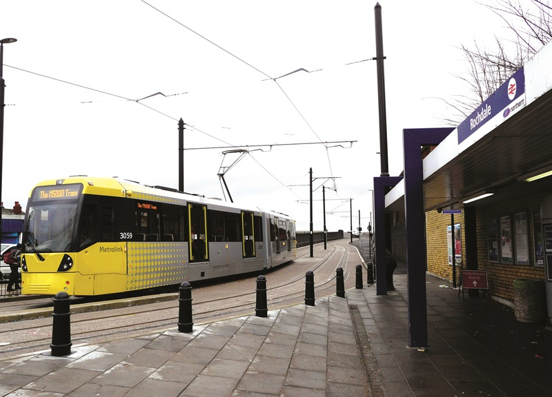 Stockport closer to being connected to Metrolink with a tram-train