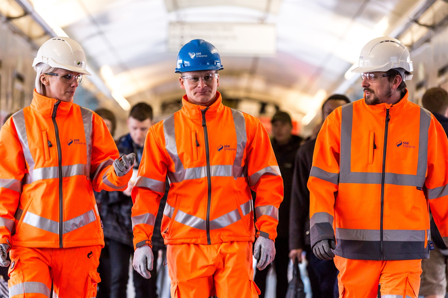 NR awards five-year £200m civils deal to SSE
