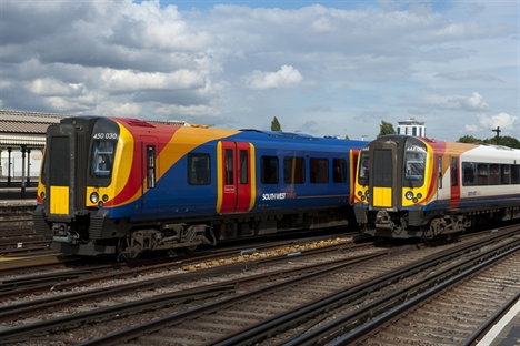 First MTR joint venture awarded South Western franchise