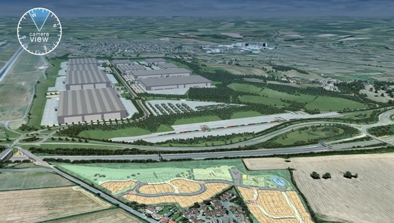 Another rail freight interchange faces local opposition