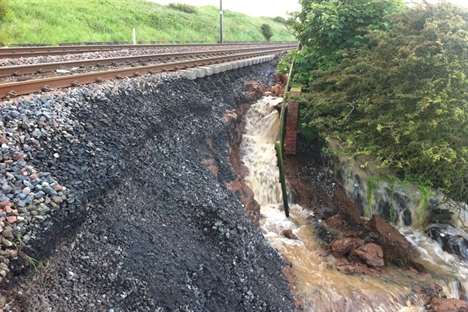 Stormy weather causes massive rail disruption - UPDATED, Friday 4pm