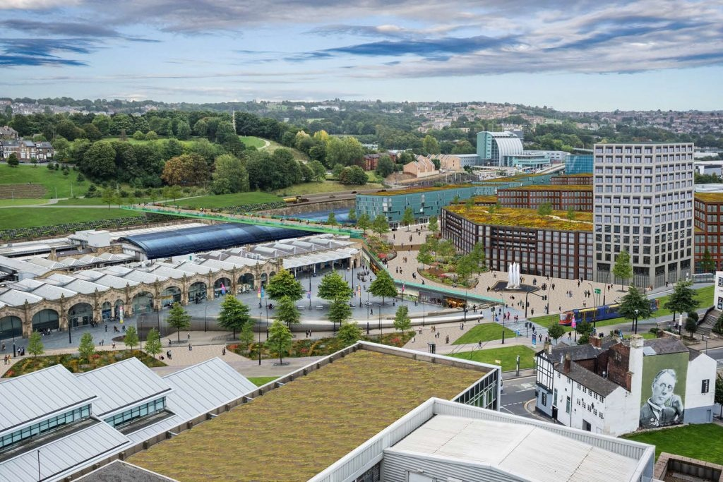 Atkins-led consortium to lead the way on Sheffield HS2 station masterplan
