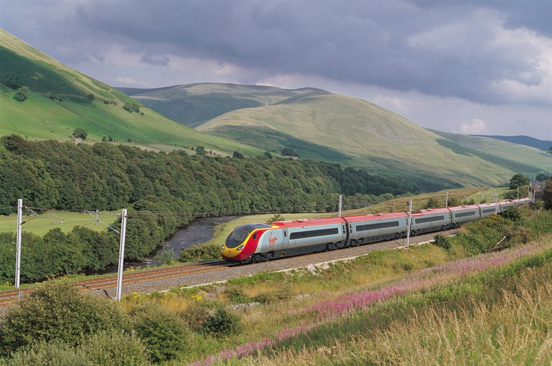 Shropshire to London rail link application sent to ORR