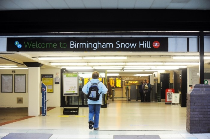 Snow Hill services running again after signalling problem re-occurs