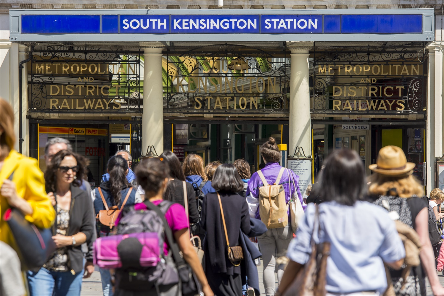 South Kensington: Building on a legacy
