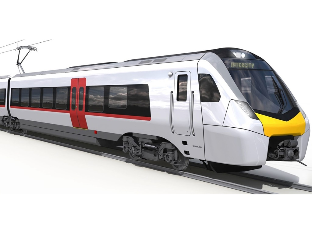 Abellio completes £600m financing deal for Stadler rolling stock