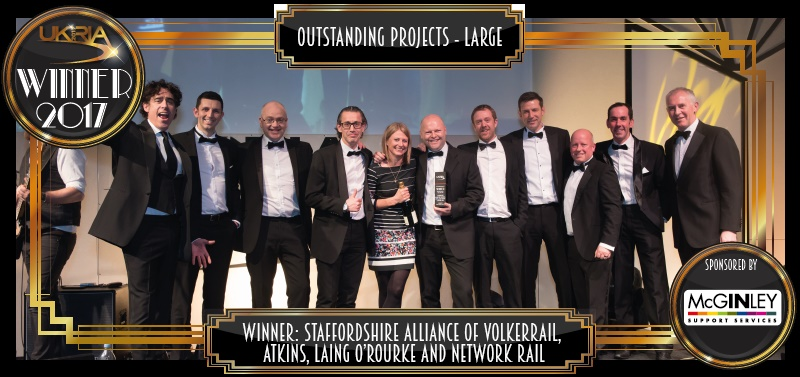 Staffordshire Alliance - Outstanding Projects Large