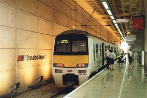 Abellio increases services to Stansted Airport
