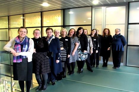Women in community rail – on track to change