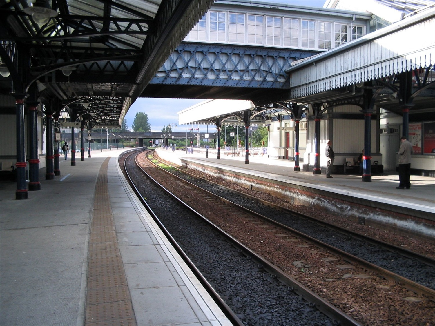 Stirling station upgrades set to start next week