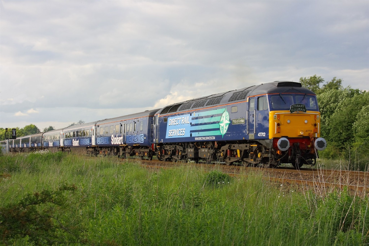 DRS to provide rolling stock for Cumbrian Coast