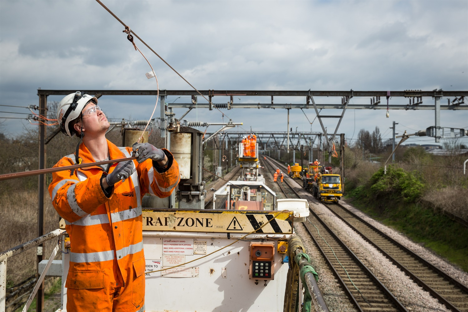 Supply chain worried about more CP5 project delays under Hendy review