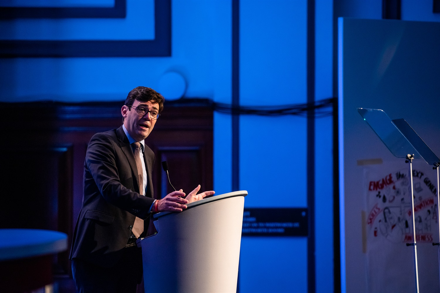 Burnham: The north needs to move to 'front of the queue' for transport investment