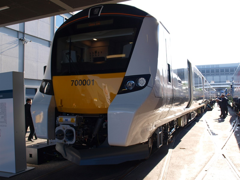 TOCs, not DfT, should be in charge of buying new trains