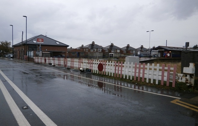 Novel level crossing design fast tracked for Redcar