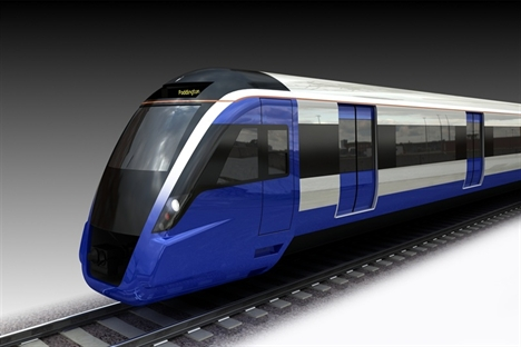 Theresa May warns over Crossrail replacing fast services
