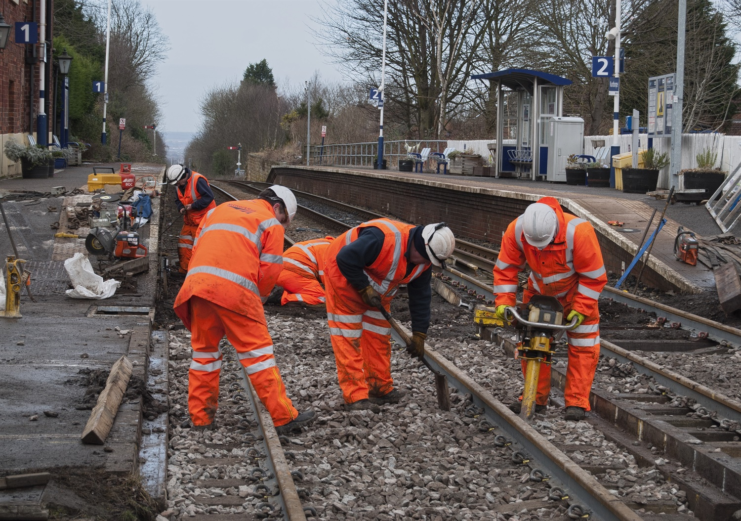 £4bn deal up for grabs as Network Rail looks for civils work in west and Wales