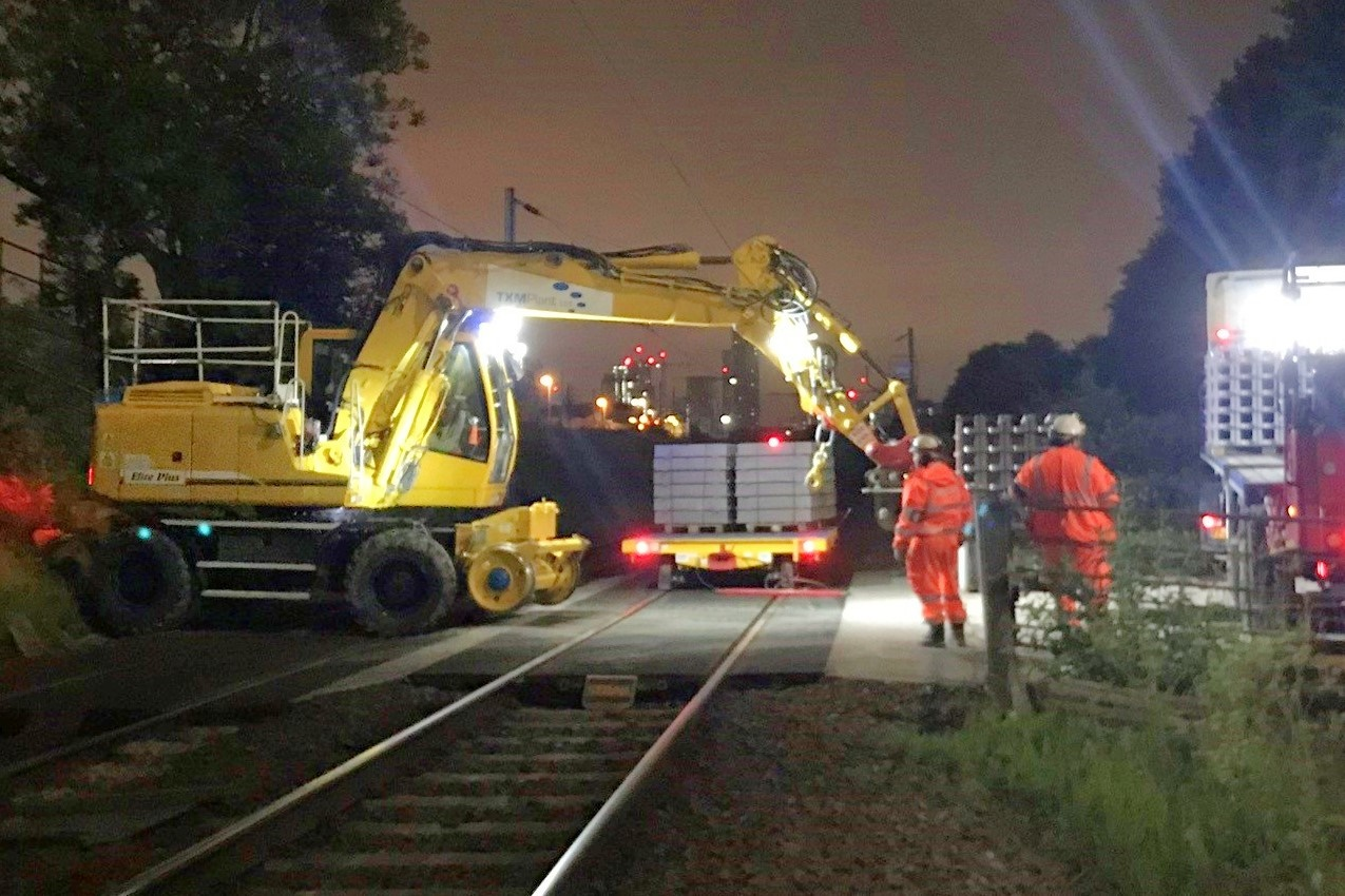 Major investment for signalling upgrade in Manchester