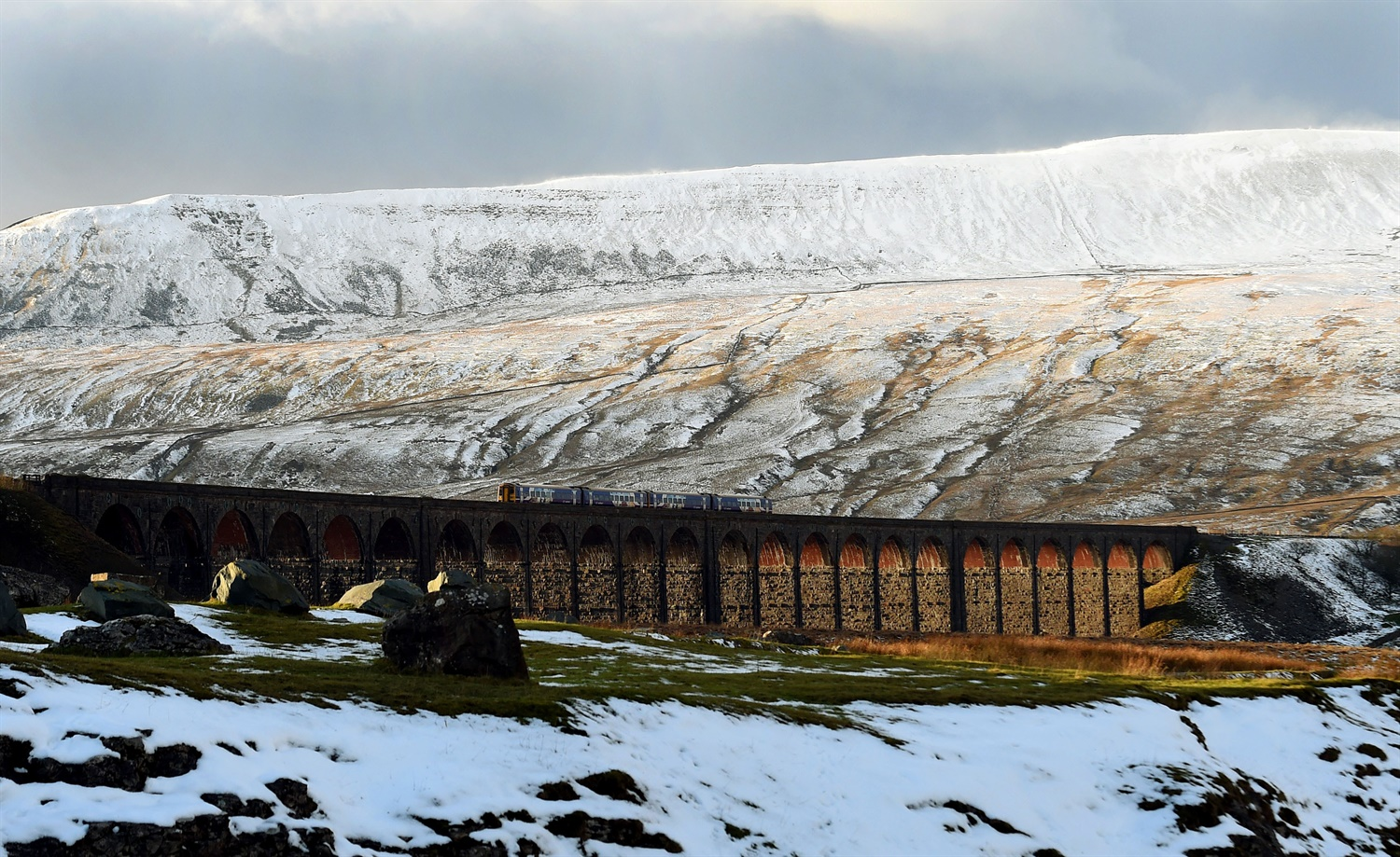 Government announces £3bn upgrades to TransPennine route