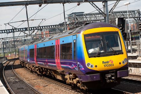 FirstGroup awarded TransPennine Express franchise